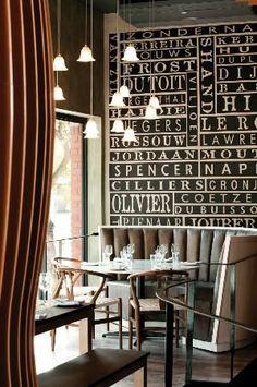 Café Dijon, cape town: