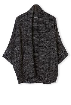 COUNTRY ROAD cocoon cardigan