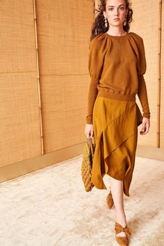 Ulla Johnson Resort 2018 Fashion Show