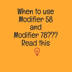 Main difference between Modifier 78 and 79 - Medical Coding Guide Medical Coding Course, Medical Coder, Medical Billing And Coding, Medical Careers, Medical Terminology, Medical Help, Medical Science, Medical Information, Medical Assistant