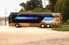 Versailles Express vous propose des transferts entre Paris et le Château de Versailles.   Choisissez Versailles Express et embarquez pour un voyage inoubliable au cœur de l'Histoire des rois de France des XVIIe et XVIIIe siècles