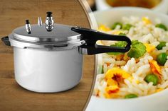 A 7-litre pressure cooker from Wowcher Direct (was £65.96)