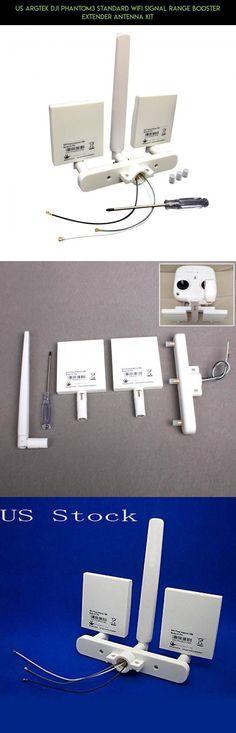 US ARGtek DJI Phantom3 Standard WiFi Signal Range Booster Extender Antenna Kit #dji #fpv #phantom #parts #shopping #products #gadgets #standard #kit #plans #drone #tech #racing #3 #technology #antenna #booster #camera #phantom3droneproducts