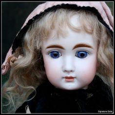 """20\"""" Sonneberg Doll #137 \""""Belton-Type\"""""""