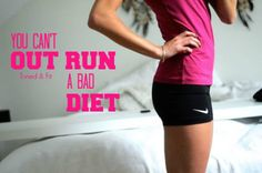 Are you someone who works out regularly & is still having trouble losing weight? You might be trying to outrun a bad #diet.