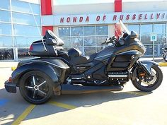 motorcycles And scooters: 2016 Honda Gold Wing 2016 Honda Goldwing Trike Gl 1800 Roadsmith Hr Signature Series -> BUY IT NOW ONLY: $34985.0 on eBay!