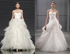 Wedding dress trends of 2015 - Photo 11 | Celebrity news in hellomagazine.com