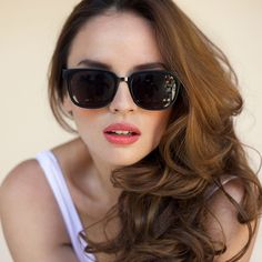 Sunnies by Charlie corey sunglasses. Martine Cajucom, Georgina Wilson, Sunnies Studios, For Your Eyes Only, Wishing Well, Guy Pictures, People Photography, Summer Of Love, Eyewear