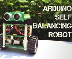 Hello, everyone!In this instructable, I'll show you how to build a small self-balancing robot that can move around avoiding obstacles. This is a tiny robot measuring...