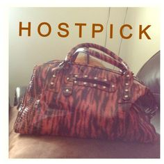 """Spotted while shopping on Poshmark: """"HP! Top Trends Party!3/10""""! #poshmark #fashion #shopping #style #Handbags"""
