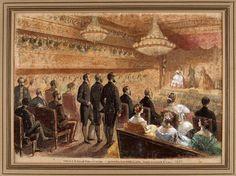 Visite de S.M. le roi de Prusse à Compiègne : spectacle de gala au théâtre du palais, Charles Yriarte
