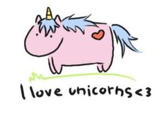 I love unicorns <3