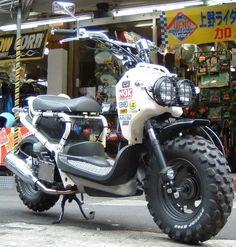 Risultati immagini per honda off road scooter
