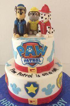 Paw Patrol | Gallery | Sugar Divas Cakery | Orlando | Cupcakes | Custom Cakes  www.sugardivascakery.com