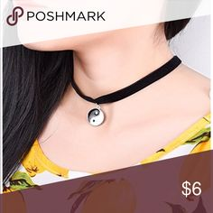 Ying yang choker Brand new in bag Jewelry Necklaces