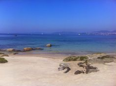 Nuestra maravillosas playas, qué bonita que es mi Ría!!  Our wonderful beaches in Vigo