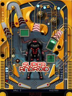 Retro Pinball App!