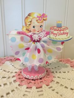 Vintage Style Bump Chenille Birthday Figure.                     https://www.etsy.com/shop/artzeeshell?ref=hdr_shop_menu