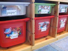 The Golden Gleam: Playful Parenting Tip #4 - Toy Storage