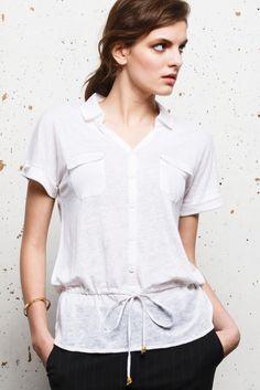 T-shirt Lin bessy - Ateliers de la Maille