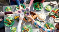 Biggest Mistakes People Make at Summer Party - Summer Entertaining and Hosting Tips