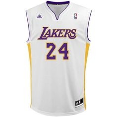 Kobe Bryant Los Angeles Lakers NBA Kids Sizes 4-7 Jersey White - http://nbasales.com/kobe-bryant-los-angeles-lakers-nba-kids-sizes-4-7-jersey-white/
