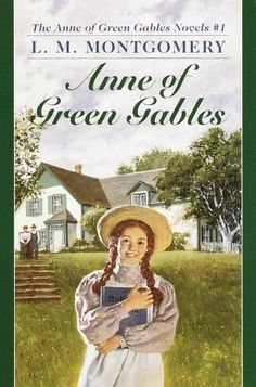 Lucy Maud Montgomery ~ Must Read: Anne Of Green Gables, Anne of Avonlea, the books of my childhood