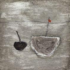 David Pearce, Small Paintings Paintings Calm Sea Painting
