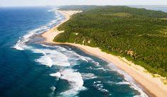 Thonga Beach Lodge > Lake Sibaya > Maputaland > Elephant Coast
