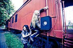 Marco & Anette junalla