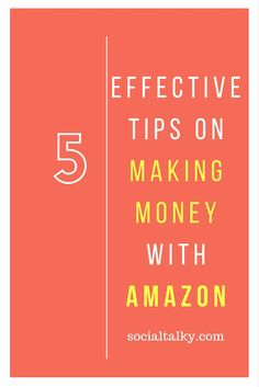 Amazon giving you an opportunity to earn money at your comfort.All you need is to know how to make money with amazon coupled with sincere effort.