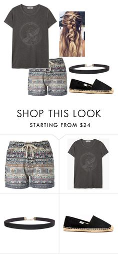 """""""Untitled #584"""" by phoridavies on Polyvore featuring MANGO, Humble Chic and Soludos"""