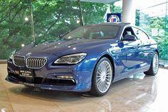 BMWアルピナB6ビターボ グランクーペ アルラット