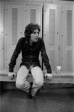 Leonard Cohen © Joel Bernstein, 1970