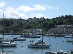 Beautiful in the summer South Devon, Dartmouth, Places Ive Been, To Go, River, Holidays, Summer, Outdoor, Beautiful