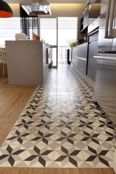 Decor, Renovations, Sweet Home, Kitchen Flooring, Kitchen Decor, Flooring, Church Conversions, Home Decor, Farmhouse Sink