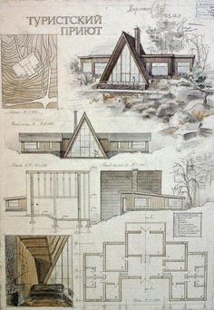 Interesting Find A Career In Architecture Ideas. Admirable Find A Career In Architecture Ideas. Architecture Design, Architecture Concept Drawings, Architecture Presentation Board, Architecture Board, Presentation Boards, A Frame Cabin, A Frame House, Planer Layout, Casas Containers