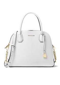 MICHAEL Michael Kors Kors Studio Mercer Large Dome Satchel