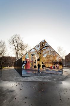 MLRP / Architecture, Mirror House