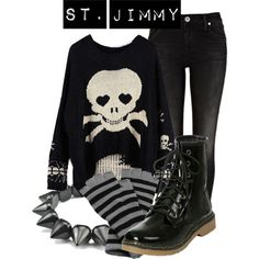 """""""St. Jimmy - American Idiot"""" St. Jimmy. and that's my name. SO DON'T WEAR IT OUT. :D (if you haven't already guess I just so happen to really love musicals...)"""