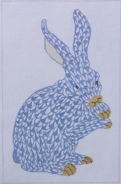 KATE DICKERSON NEEDLEPOINT COLLECTIONS: The GARDEN & WILDLIFE Collection