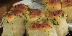 Pão de Alho Formato bolinha, perfeito para acompanhar o churrasco