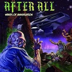 After All - Waves Of Annihilation (2016)