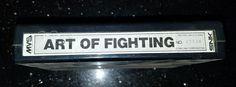 Art Of Fighting Arcade Neo Geo Cartridge Mvs Snk Jamma Working 100%