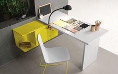Battistella Nidi Children's Desk with shelf unit | Robinsons Beds