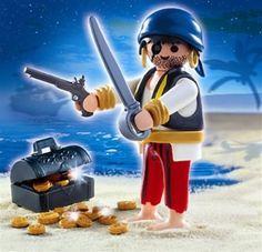 Playmobil pirate.. - in de kast