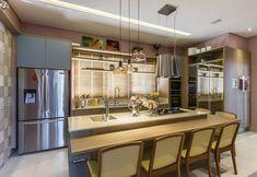 Cozinhas Casa Cor Brasil 2016