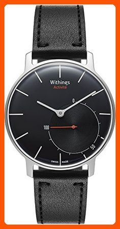Withings Activité Sapphire - Activity and Sleep Tracking Watch - Swiss-Made - Best gadgets (*Amazon Partner-Link)