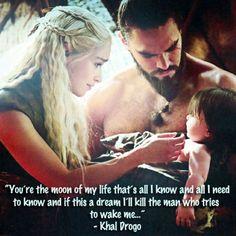 Khaleesi's dream