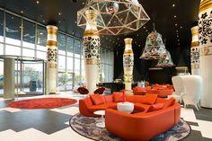 Restaurante Japones, por Philippe Starck and KAMEHA GRAND HOTEL.